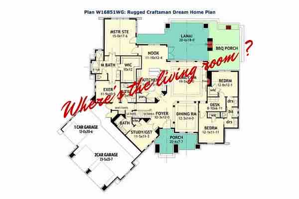 Upscale Home Floor Plans