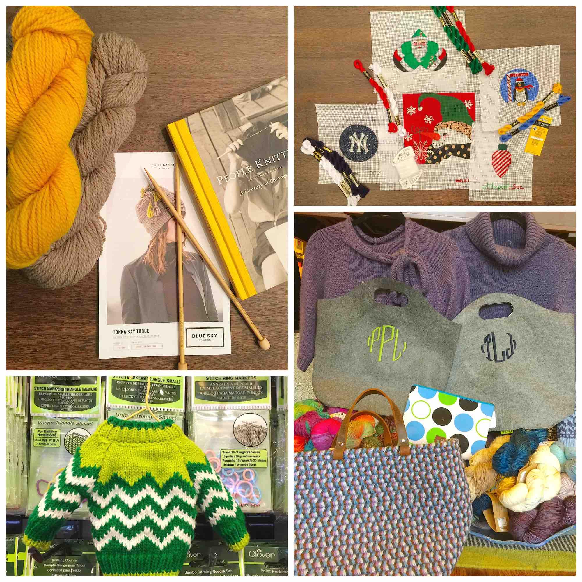 Holiday Gift Ideas - Wool & Grace, Summit, NJ