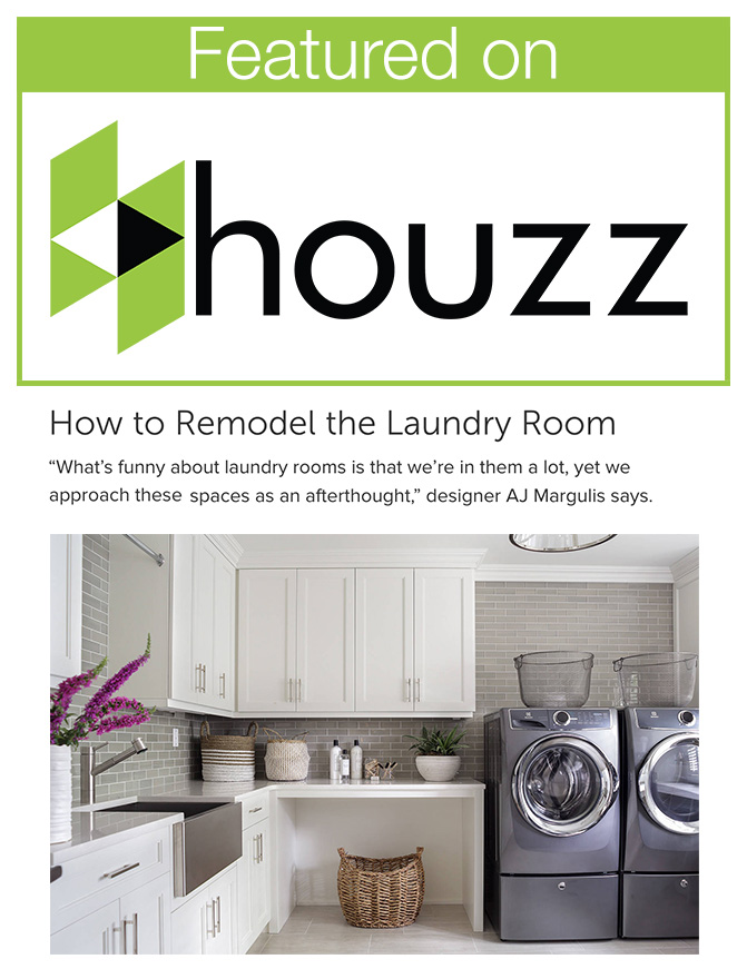 How to Remodel the Laundry Room FEATURED HOUZZ EDITORIAL IDEABOOK