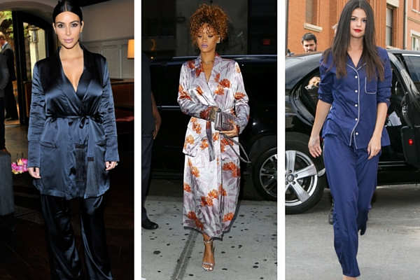 The Huffington Post - Pajama Dressing Is The Runway Trend That Gives Laziness The Green Light