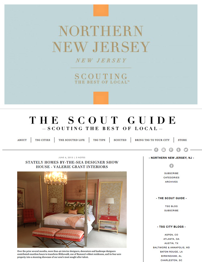 The Scout Guide - Stately Homes by the Sea